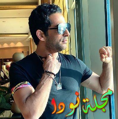 مصطفى شعبان فنان مصري متألق