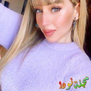 فرح الزاهد وزوجها ديانتها عمرها مسلسلاتها وتقرير كامل