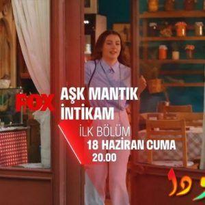 قصة مسلسل عشق منطق انتقام التركي طاقم العمل والمواعيد